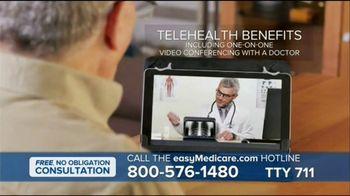 easyMedicare.com TV Spot, 'If You're Eligible' Featuring Joe Theismann - Thumbnail 7
