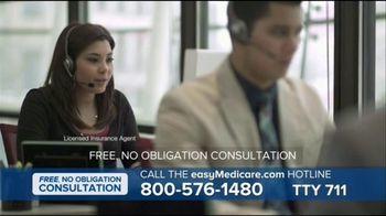 easyMedicare.com TV Spot, 'If You're Eligible' Featuring Joe Theismann - Thumbnail 8