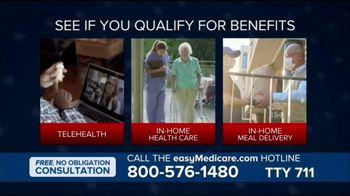 easyMedicare.com TV Spot, 'If You're Eligible' Featuring Joe Theismann - Thumbnail 9