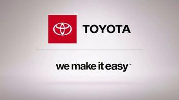 2020 Toyota Corolla TV Spot, 'Plain & Simple' [T2] - Thumbnail 9