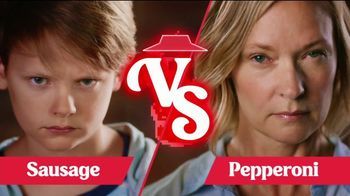 Pizza Hut Double It Box TV Spot, 'One for You and One for Them'