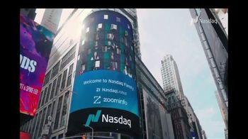 NASDAQ TV Spot, 'ZoomInfo' - Thumbnail 4