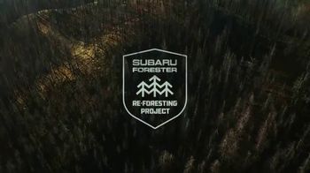 Subaru TV Spot, 'The Subaru Forester Re-Foresting Project' [T1] - Thumbnail 10