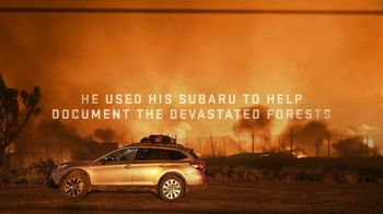 Subaru TV Spot, 'The Subaru Forester Re-Foresting Project' [T1] - Thumbnail 5