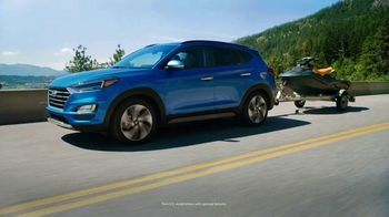 Hyundai Tucson TV Spot, 'An SUV You Can Rely On' [T1]