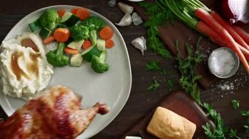 Boston Market Half Chicken Meal TV Spot, 'Farm Roasted' - Thumbnail 3