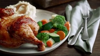 Boston Market Half Chicken Meal TV Spot, 'Farm Roasted' - Thumbnail 5