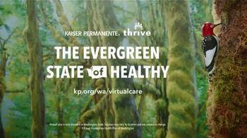 Kaiser Permanente Virtual Care TV Spot, 'Western Hemlock' - Thumbnail 10