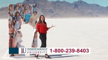 Independence University TV Spot, 'No Barriers to Your Degree'