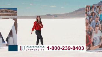 Independence University TV Spot, 'No Barriers to Your Degree' - Thumbnail 2