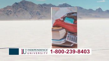 Independence University TV Spot, 'No Barriers to Your Degree' - Thumbnail 4