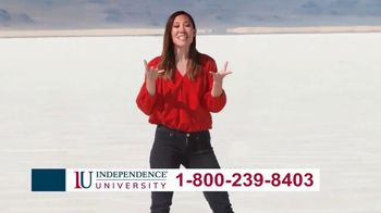 Independence University TV Spot, 'No Barriers to Your Degree' - Thumbnail 5