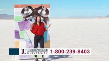 Independence University TV Spot, 'No Barriers to Your Degree' - Thumbnail 6