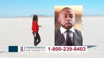 Independence University TV Spot, 'No Barriers to Your Degree' - Thumbnail 7
