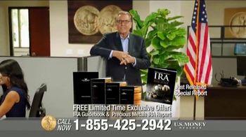 U.S. Money Reserve TV Spot, 'Self-Directed IRA' Featuring Chuck Woolery