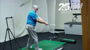 GolfTEC 25 Year Anniversary Event TV Spot, 'The New Normal' - Thumbnail 8