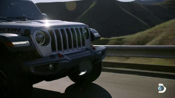 Jeep Gladiator TV Spot, 'Discovery Channel: Show Your Teeth' [T1]