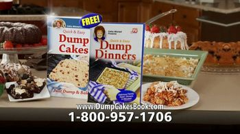 Dump Cakes TV Spot, 'Forget Measuring'