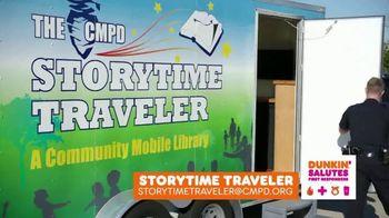Dunkin' TV Spot, 'Saluting First Responders: Storytime Traveler' - Thumbnail 3