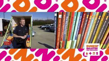 Dunkin' TV Spot, 'Saluting First Responders: Storytime Traveler' - Thumbnail 5