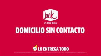 Jack in the Box TV Spot, 'Entrega a domicilio sin contacto' [Spanish] - Thumbnail 8