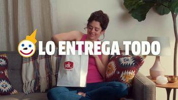 Jack in the Box TV Spot, 'Entrega a domicilio sin contacto' [Spanish] - Thumbnail 4