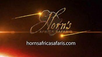 Horn's Africa Safaris TV Spot, 'Dream Hunt' - Thumbnail 7
