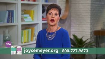 Joyce Meyer Ministries TV Spot, 'Colossians and Galatians: Put Jesus First'