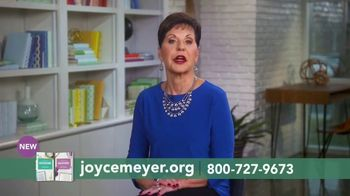 Joyce Meyer Ministries TV Spot, 'Colossians and Galatians: Put Jesus First' - Thumbnail 2