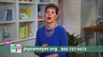 Joyce Meyer Ministries TV Spot, 'Colossians and Galatians: Put Jesus First' - Thumbnail 3