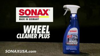 Sonax Wheel Cleaner Plus TV Spot, 'Show Car Quality Results' - Thumbnail 9