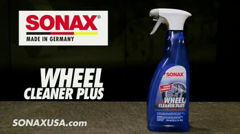 Sonax Wheel Cleaner Plus TV Spot, 'Show Car Quality Results'
