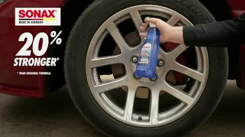 Sonax Wheel Cleaner Plus TV Spot, 'Show Car Quality Results' - Thumbnail 4