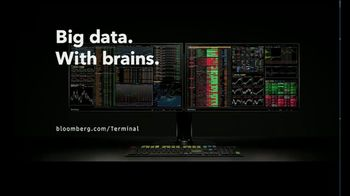 Bloomberg L.P. Terminal TV Spot, 'Big Data With Brains' - Thumbnail 9