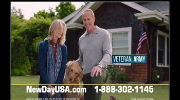 NewDay USA VA Streamline Refi TV Spot, 'One Call' - Thumbnail 2