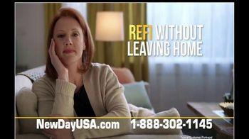 NewDay USA VA Streamline Refi TV Spot, 'One Call' - Thumbnail 5