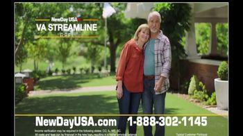 NewDay USA VA Streamline Refi TV Spot, 'One Call' - Thumbnail 6