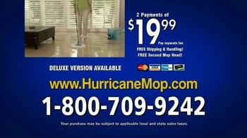 Hurricane 360 Spin Mop TV Spot, 'Spin Dirt Away' - Thumbnail 8