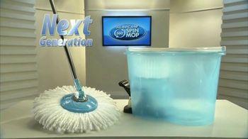 Hurricane 360 Spin Mop TV Spot, 'Spin Dirt Away' - Thumbnail 2