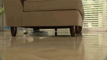 Hurricane 360 Spin Mop TV Spot, 'Spin Dirt Away' - Thumbnail 3
