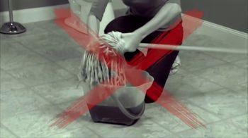 Hurricane 360 Spin Mop TV Spot, 'Spin Dirt Away' - Thumbnail 5