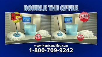 Hurricane 360 Spin Mop TV Spot, 'Spin Dirt Away' - Thumbnail 7