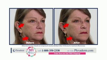 Plexaderm Skincare Mother's Day Special TV Spot, 'Hottest Videos: 50 Percent Off' - Thumbnail 10