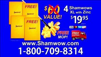 ShamWow TV Spot, 'Now With Zinc: Mop' - Thumbnail 9