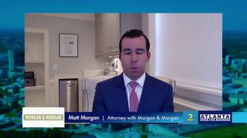 Morgan & Morgan Law Firm TV Spot, 'Open for Business' - Thumbnail 3
