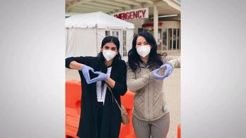 Capella University TV Spot, 'Thank You, Nurses' - Thumbnail 6