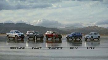 Honda Dream Garage Spring Event TV Spot, 'No Adventure Too Big' [T2] - Thumbnail 7