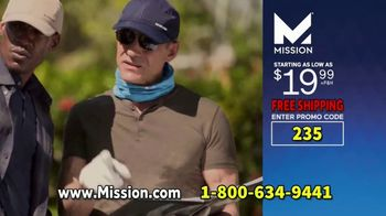 Mission Athlete TV Spot, 'Stay Covered' - Thumbnail 9