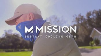 Mission Athlete TV Spot, 'Stay Covered' - Thumbnail 1