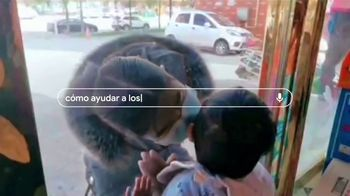 Google TV Spot, 'Cuando hay ayuda, hay esperanza' [Spanish] - Thumbnail 1